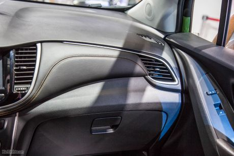 Chevrolet Trax 2017 - Nhua nhin nhu xe 400 trieu, 140 ma luc, gia 769 trieu chua thue - Anh 5