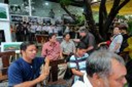 Trung bay 60 anh dep trien lam 'Khoanh khac Cuoc Song' tai cafe Tinh Te, thoi gian 1 thang - Anh 67