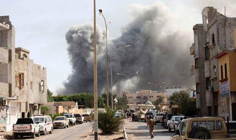 IS mat 28% lanh tho o Syria va Iraq - Anh 1