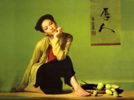 Co the ban chua biet nhung day moi chinh la my nhan dep nhat lang giai tri Viet - Anh 2