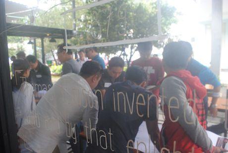 Nguoi sang lap startup phai truc tiep…ban hang - Anh 1