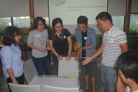Nguoi sang lap startup phai truc tiep…ban hang - Anh 2