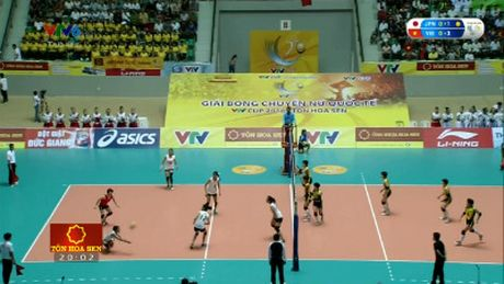 Chi tiet DT Viet Nam – CLB Nagasaki: Set 3 hap dan (Bong chuyen VTV Cup) (KT) - Anh 3