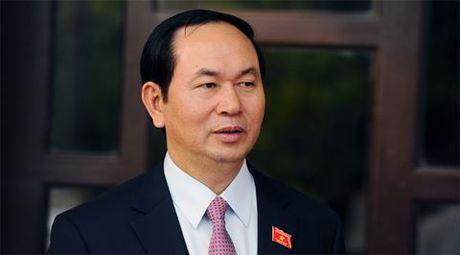 Chu tich nuoc: 'Chung ta kien quyet lam sang to vu Trinh Xuan Thanh' - Anh 1