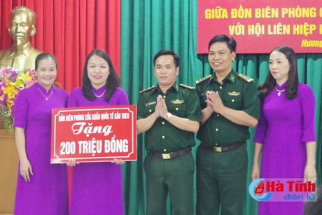 Ket nghia 'Tien tuyen gan voi hau phuong' - Anh 2