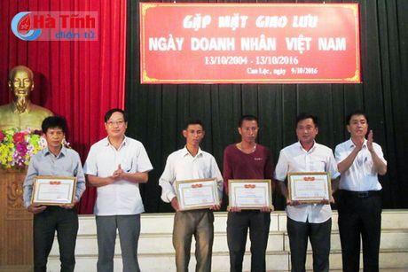 Gap mat, chuc mung cac doanh nghiep, doanh nhan - Anh 8