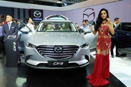 Mazda CX-9 cao cap dua ve Viet Nam tham do thi truong - Anh 1