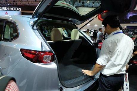 Mazda CX-9 cao cap dua ve Viet Nam tham do thi truong - Anh 2