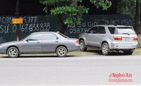 Bat nhao muon kieu do xe o thanh Vinh - Anh 3