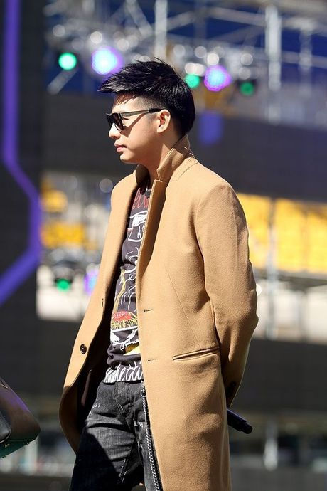 Noo Phuoc Thinh dep trai khong kem sao Han tren san tap Asia Song Festival - Anh 8