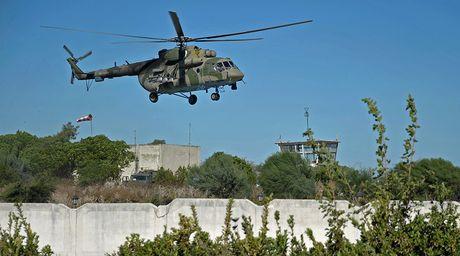 Truc thang Nga o Syria bi IS ban ten lua - Anh 1
