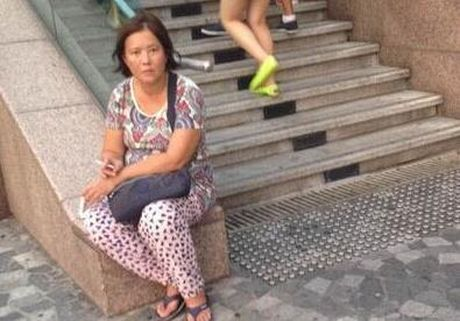 My nhan TVB Lam Khiet Anh gio day xuong sac tan ta sau scandal bi cuong buc - Anh 1