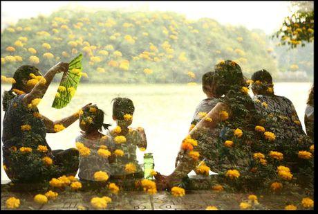'Nu cuoi thu Ha Noi' rinh giai Dac biet Canon PhotoMarathon 2016 - Anh 2