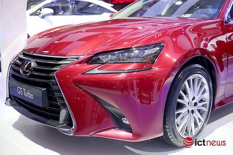 Cham mat Lexus GS Turbo 2016 gia 3,1 ty dong - Anh 10