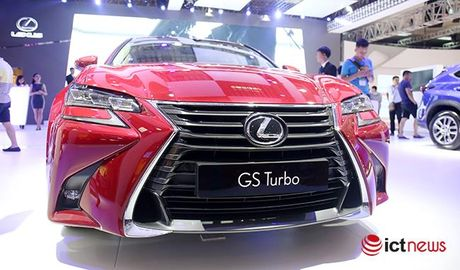 Cham mat Lexus GS Turbo 2016 gia 3,1 ty dong - Anh 2