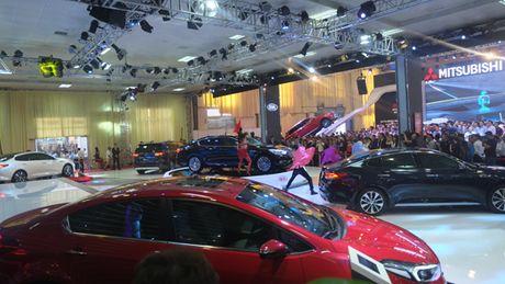 Ngam dan xe Mazda, Kia moi tinh cua Thaco - Anh 2