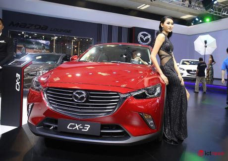 Ngam dan xe Mazda, Kia moi tinh cua Thaco - Anh 3