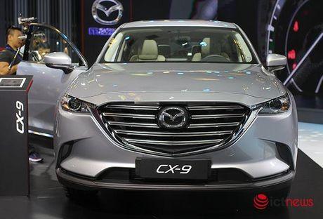 Ngam dan xe Mazda, Kia moi tinh cua Thaco - Anh 4
