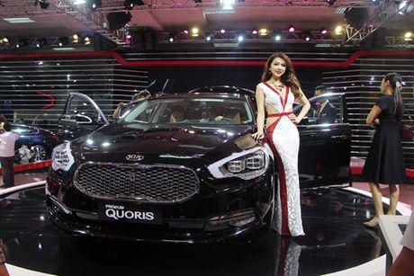 Ngam dan xe Mazda, Kia moi tinh cua Thaco - Anh 6