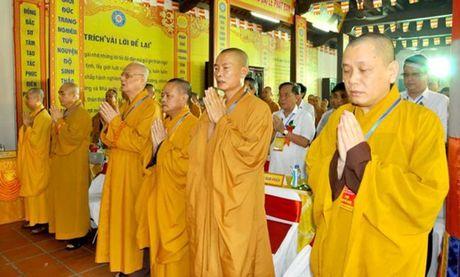 Dai hoi Phat giao quan Ba Dinh lan thu VIII (2016-2021) - Anh 1