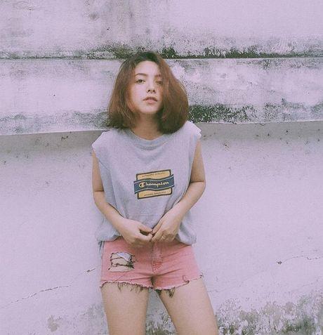 Hot girl Sai Gon thuong xuyen bi nham la gai Phap - Anh 10