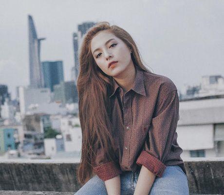Hot girl Sai Gon thuong xuyen bi nham la gai Phap - Anh 2