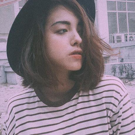 Hot girl Sai Gon thuong xuyen bi nham la gai Phap - Anh 4