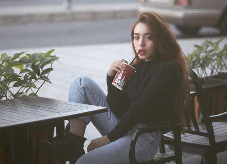 Hot girl Sai Gon thuong xuyen bi nham la gai Phap - Anh 7