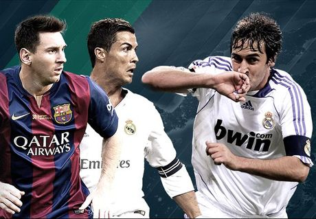 Vuot Ronaldo va Messi, Raul hay nhat lich su La Liga - Anh 1