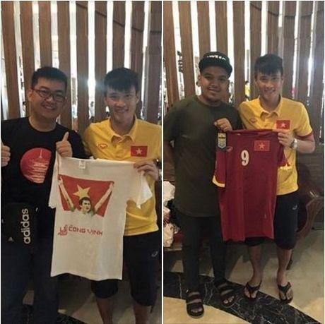 Dan 2 ban, DT Viet Nam van khong the thang Indonesia - Anh 10