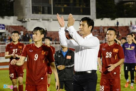 Dan 2 ban, DT Viet Nam van khong the thang Indonesia - Anh 1