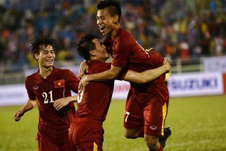 Dan 2 ban, DT Viet Nam van khong the thang Indonesia - Anh 4
