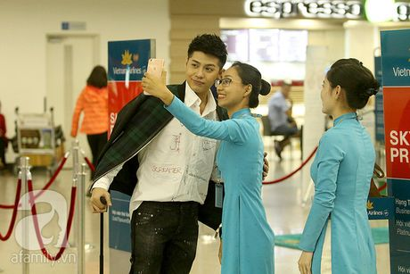 Noo Phuoc Thinh banh bao va noi bat nhu sao Han Quoc - Anh 3