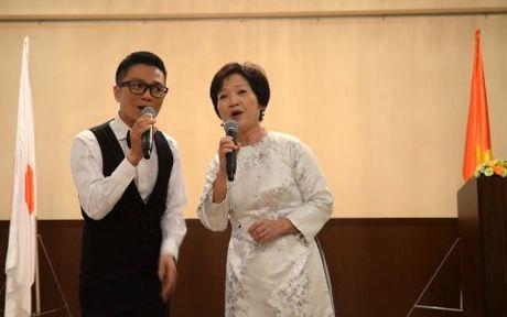 Giao luu van hoa 'Viet Nam tuoi dep' tai Nhat Ban - Anh 2