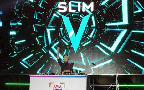 Slim V duoc moi dien tai su kien EDM lon nhat Han Quoc - Anh 1