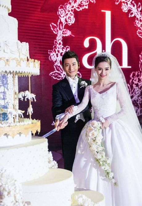 Huynh Hieu Minh hanh phuc khoe anh Angela Baby mang bau - Anh 2
