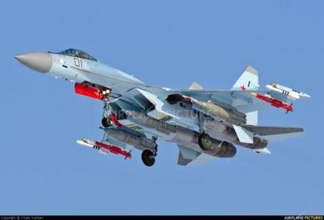 Ban Su-35: Nga khong the dap ung yeu cau cua Trung Quoc - Anh 1