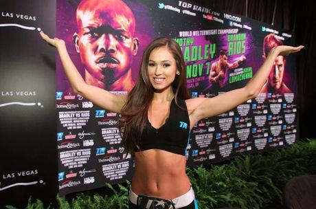 Top 20 nang Ring-girl sexy nhat the gioi (Ki cuoi): Rachel McDonough - Anh 7