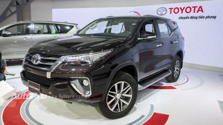 Can canh SUV 7 cho duoc nguoi Viet ua chuong Toyota Fortuner 2016 - Anh 1