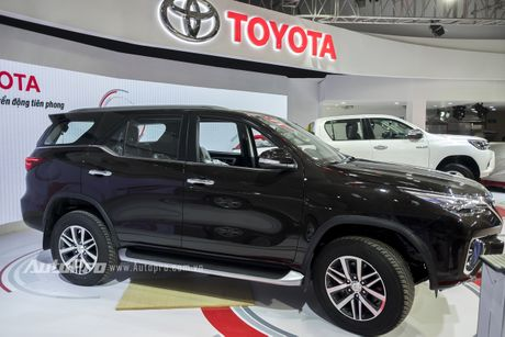 Can canh SUV 7 cho duoc nguoi Viet ua chuong Toyota Fortuner 2016 - Anh 4