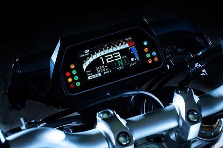Yamaha MT-10 SP - Ban 'naked bike' cua sieu moto R1M - Anh 6