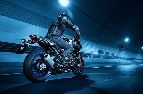 Yamaha MT-10 SP - Ban 'naked bike' cua sieu moto R1M - Anh 8