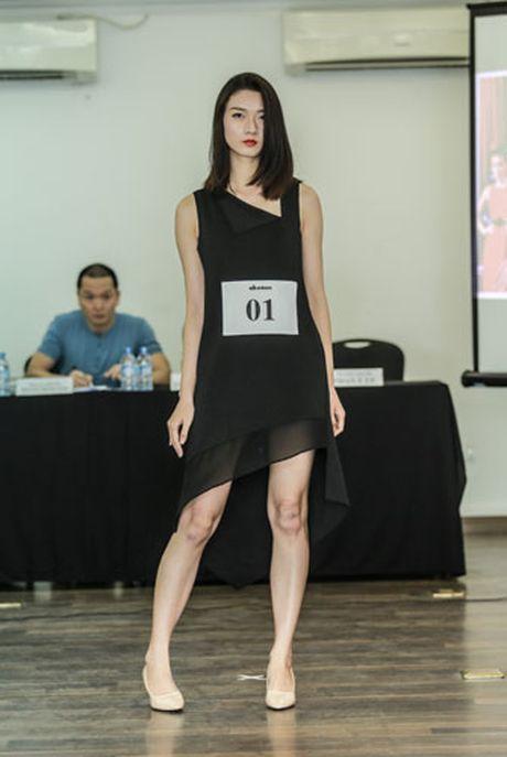 Nguyen Phi Phi Anh nhan loi lam dao dien Davines Hair Show 2016 - Anh 4