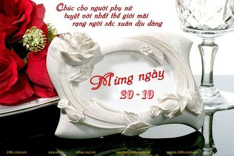 Nhung loi chuc 20/10 hay va y nghia nhat danh tang phai dep - Anh 1