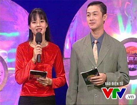 Anh doc cach day hon 10 nam cua bo doi MC Anh Tuan - Diem Quynh - Anh 1