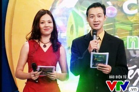 Anh doc cach day hon 10 nam cua bo doi MC Anh Tuan - Diem Quynh - Anh 2