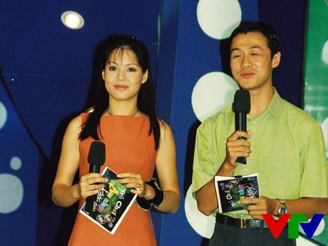 Anh doc cach day hon 10 nam cua bo doi MC Anh Tuan - Diem Quynh - Anh 3