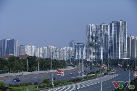 Hà Nội khang trang, hiện đại sau 62 năm giải phóng Thủ đô