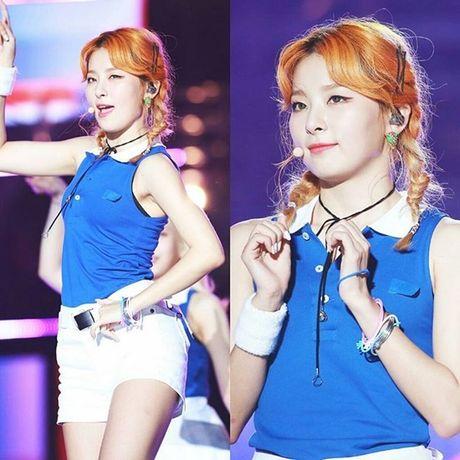 Seul Gi (Red Velvet) co mot loat fan nam la nguoi noi tieng - Anh 1