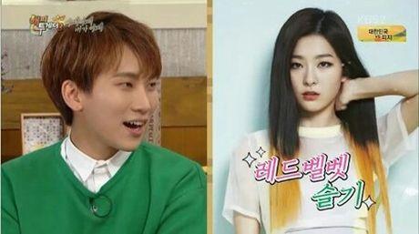 Seul Gi (Red Velvet) co mot loat fan nam la nguoi noi tieng - Anh 3